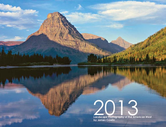 Cover of the US Route 89 2013 Calendar