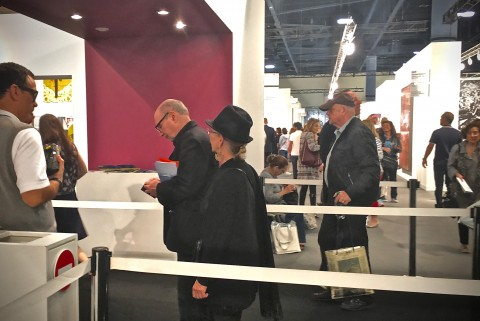 Part 3 of Barbara's Adventures at Art Basel Miami…