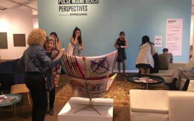 All Day Friday at the Art Fair—Scope, Art Basel Miami and Aqua Art Miami Art Miami
