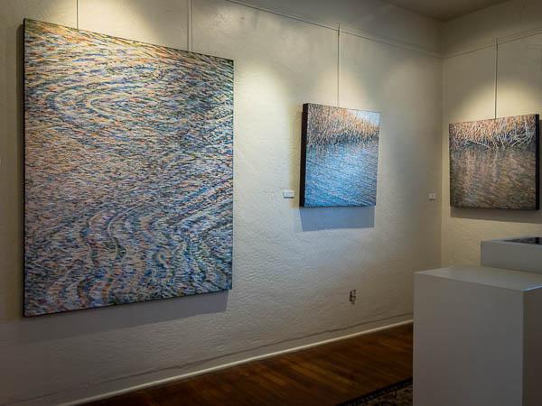Installation shot at Casa Grande Art Museum.