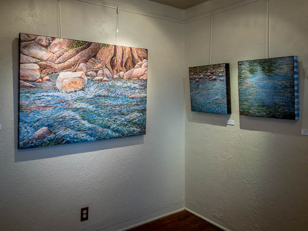 Installation shot, Casa Grande Art Museum