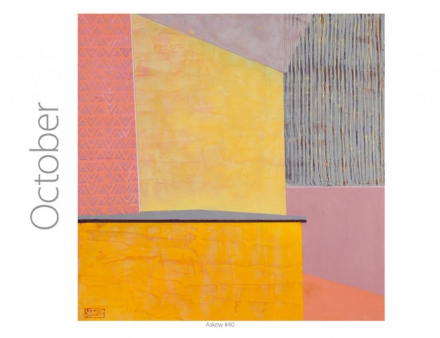 Barbara Kemp Cowlin 2019 Calendar-Askew #40