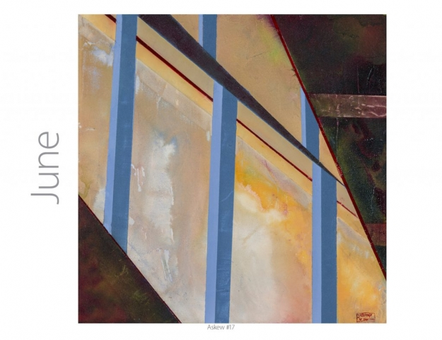 Barbara Kemp Cowlin 2019 Calendar-Askew #17