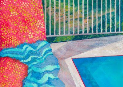 Poolside #3